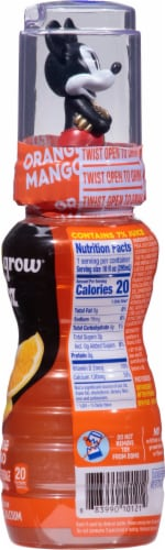 Good 2 Grow Starring Podz Orange Mango Flavored Water Beverage Perspective: right