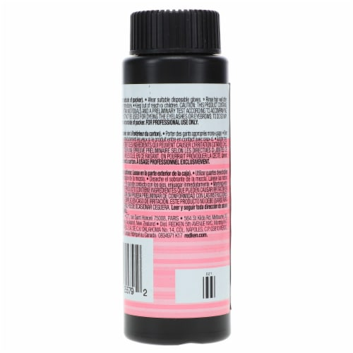 Shades EQ Color Gloss 07P - Mother Of Pearl by Redken for Unisex - 2 oz Hair Color Perspective: right