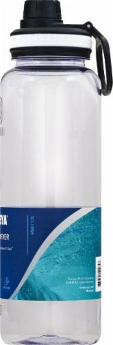 Takeya Tritan Spout Lid Water Bottle - Clear Perspective: right