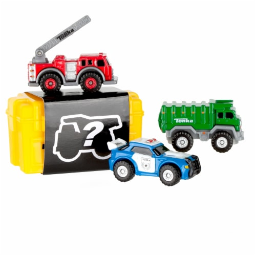 Tonka Micro Metals Surprise Pack Perspective: right