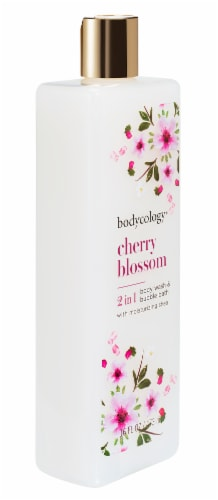 Bodycology Cherry Blossom Body Wash Perspective: right