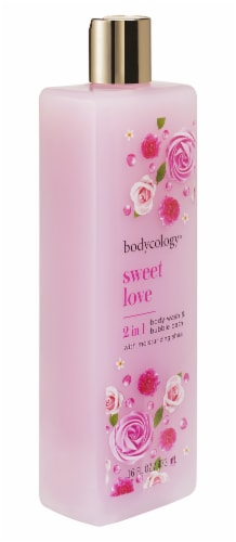Bodycology Sweet Love Body Wash Perspective: right