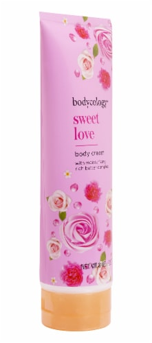 Bodycology Sweet Love Body Cream Perspective: right
