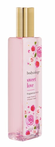 Bodycology Sweet Love Body Mist Perspective: right