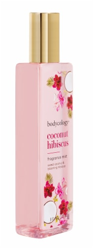 bodycology Coconut Hibiscus Body Mist Perspective: right