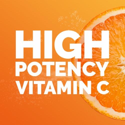 Emergen-C Elderberry Immune+ Vitamin C Dietary Supplement 50 mg Perspective: right