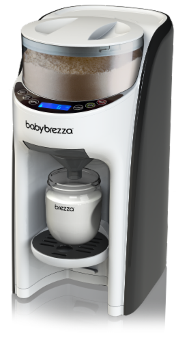 Baby Brezza Formula Pro Advanced Mixing System Perspective: right