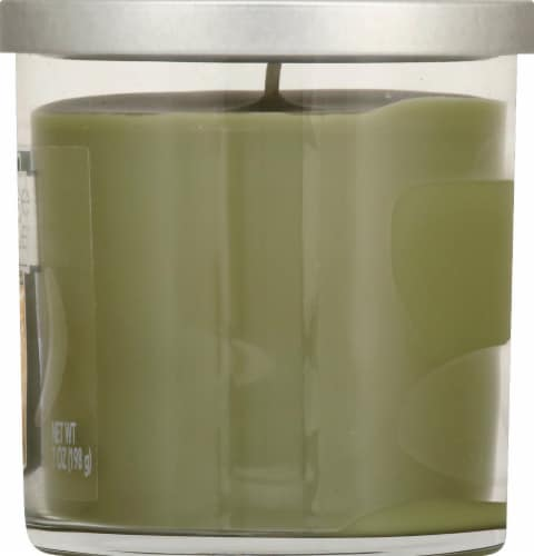 Yankee Candle® Sage & Citrus Tumbler Candle - Gray Perspective: right