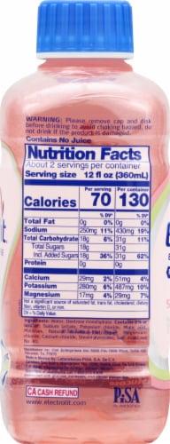 Electrolit™ Gluten Free Kiwi-Strawberry Electrolyte Beverage Perspective: right