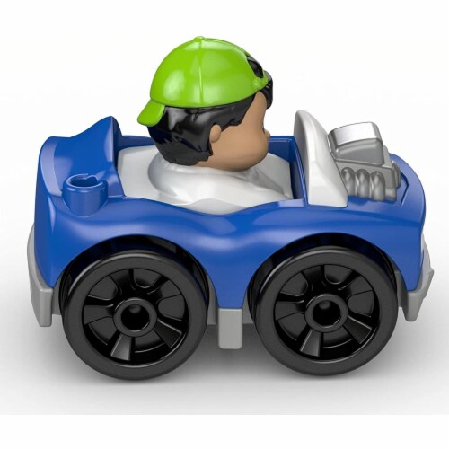 Fisher-Price® Little People Wheelies Vehicle Perspective: right