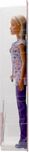 Mattel Barbie® Nurse Doll Perspective: right