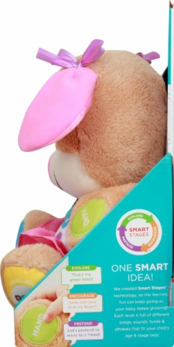 Fisher-Price® Laugh and Learn Smart Stages Sis Educational Toy Perspective: right