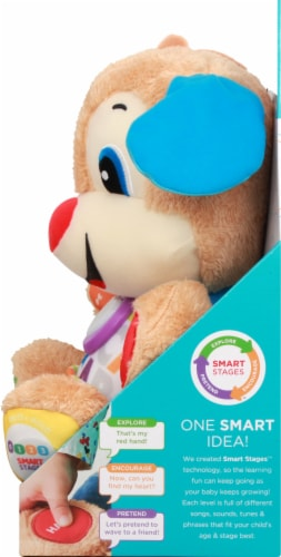 Fisher-Price® Laugh & Learn Smart Stages Puppy Perspective: right