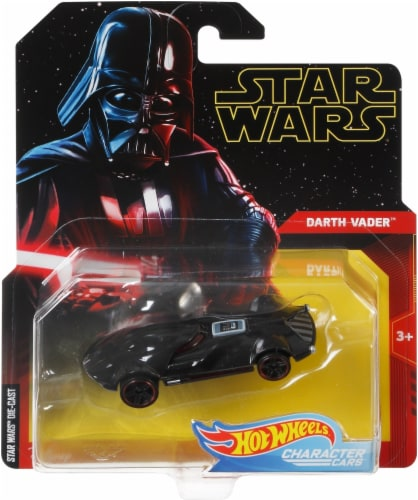 Hot Wheels Star Wars Star Destroyer Carship Perspective: right