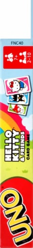 Uno Hello Kitty Card Game Perspective: right