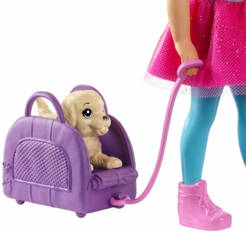 Barbie® Chelsea Travel Doll Play Set Perspective: right