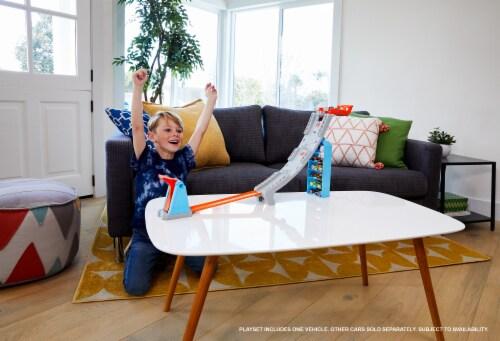 Mattel Hot Wheels® Hill Climb Champion Playset Perspective: right