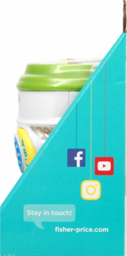 Fisher-Price® Laugh and Learn On-the-Glow Coffee Cup Perspective: right
