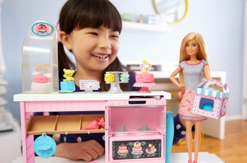 Mattel Barbie® Cake Decorating Playset Perspective: right