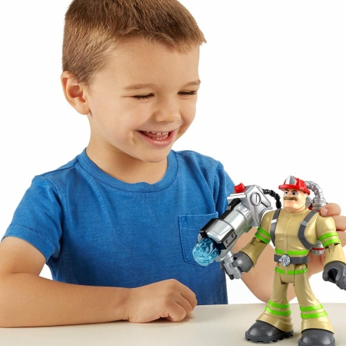 Fisher-Price® Rescue Heroes Billy Blazes Perspective: right