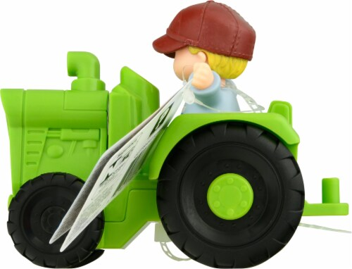 Fisher-Price® Little People® Helpful Harvester Tractor Perspective: right