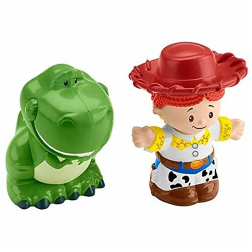 Fisher-Price® Little People Toy Story Jesse & Rex Figures Perspective: right