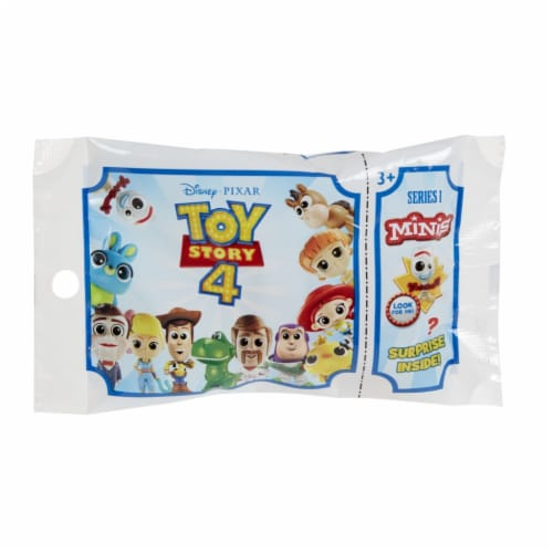Mattel Disney Pixar Toy Story Mini Figure Mystery Pack - Assorted Perspective: right