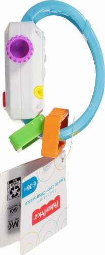 Fisher-Price® Laugh and Learn Time to Learn SmartWatch Perspective: right