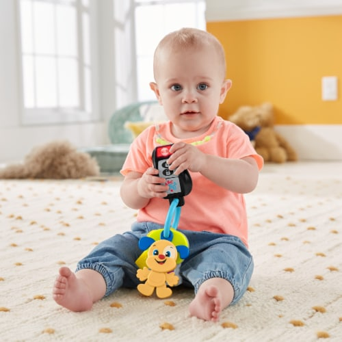 Fisher-Price® Laugh Learn Play Go Keys Perspective: right
