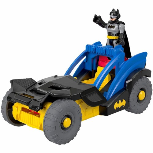 Fisher-Price® Imaginext DC Super Friends Batman Rally Car Perspective: right
