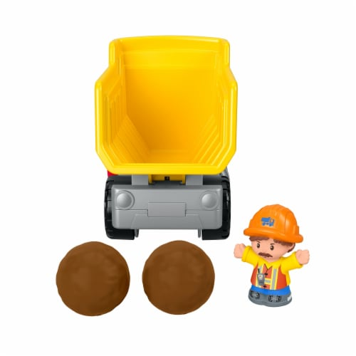 Fisher-Price® Little People Work Together Dump Truck Perspective: right