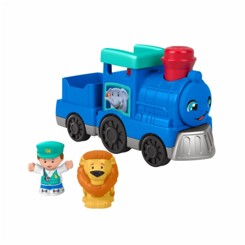 Fisher Price Little People Animal Train Set Perspective: right