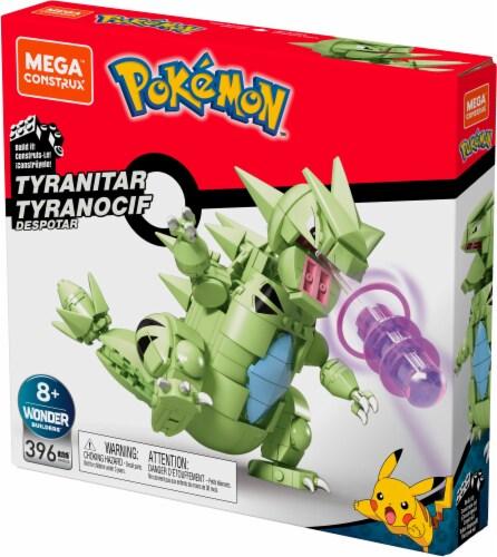 Mega Construx™ Pokemon Tyranitar Perspective: right
