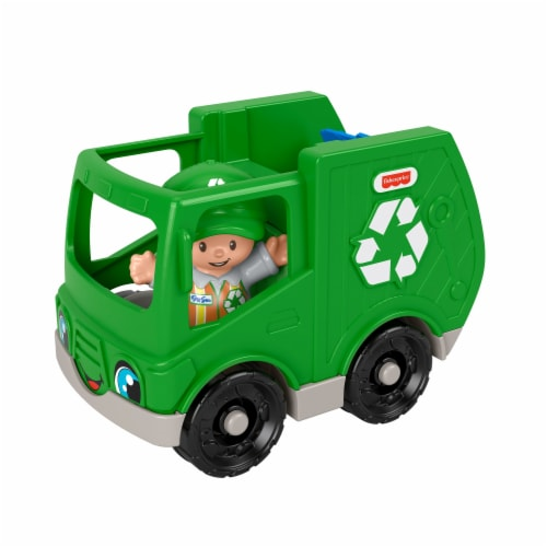Fisher-Price® Little People® Recycle Truck Perspective: right