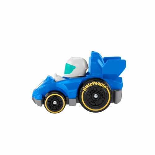 Fisher-Price® Little People Wheelies Grand Prix Vehicle Perspective: right