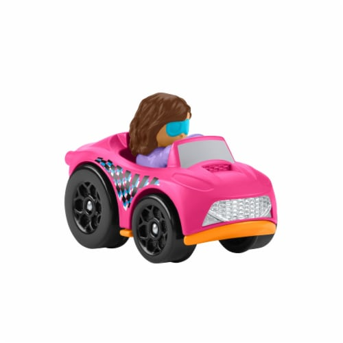 Fisher-Price® Little People Wheelies Roadster Vehicle Perspective: right