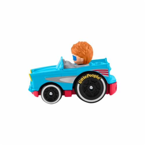 Fisher-Price® Little People Wheelies Retro Convertible Vehicle Perspective: right