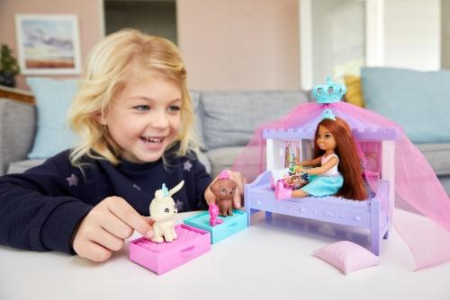 Mattel Barbie Princess Adventure Doll Playset Perspective: right