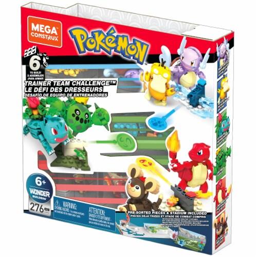 Mega Construx™ Pokemon Trainer Team Challenge Set Perspective: right