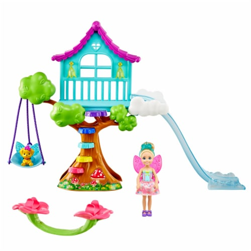 Mattel Barbie® Dreamtopia Chelsea Treehouse Playset Perspective: right