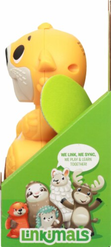 Fisher-Price® Linkimals™ Boppin Beaver Perspective: right