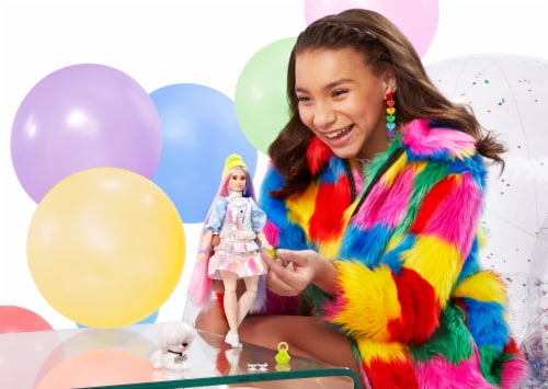 Mattel Barbie® Fashionista Extra Doll - Assorted Perspective: right