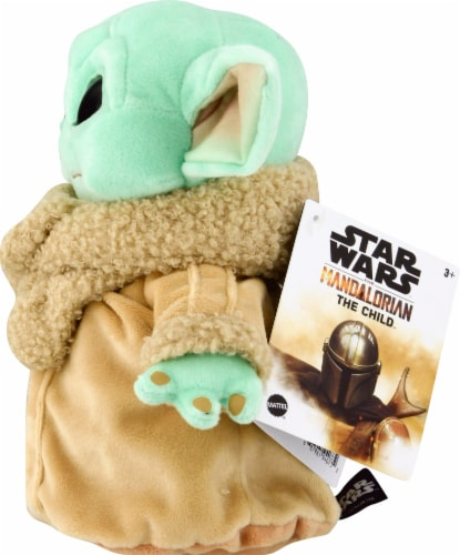 Mattel Star Wars The Child Basic Plush Perspective: right
