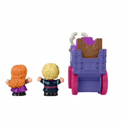 Fisher-Price® Little People Disney Frozen Anna and Kristoff Wagon Perspective: right