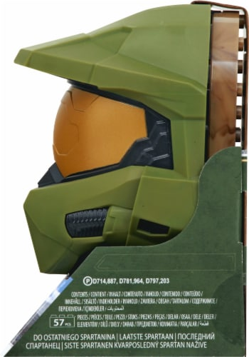 Mega Construx™ Halo Master Chief Action Figure Perspective: right