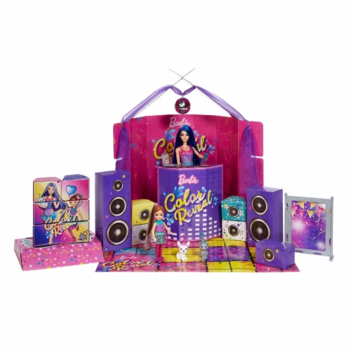 Mattel Barbie® Color Reveal Surprise Party Dolls and Accessories Perspective: right