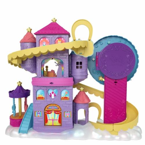 Mattel Polly Pocket Fantasy Fairy Doll Perspective: right