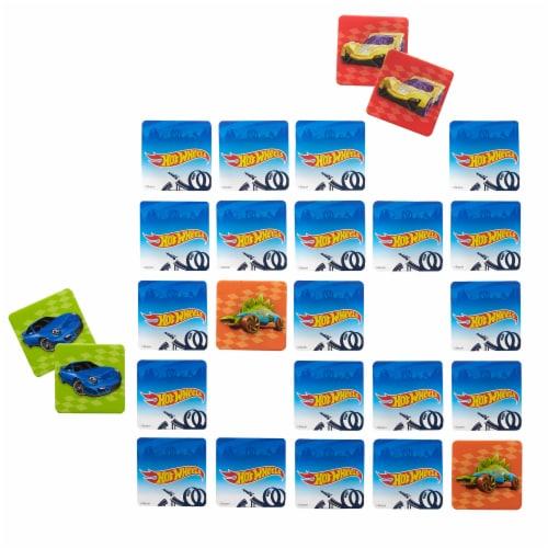 Mattel Hot Wheels® Preschool Make-a-Match Matching Game Perspective: right