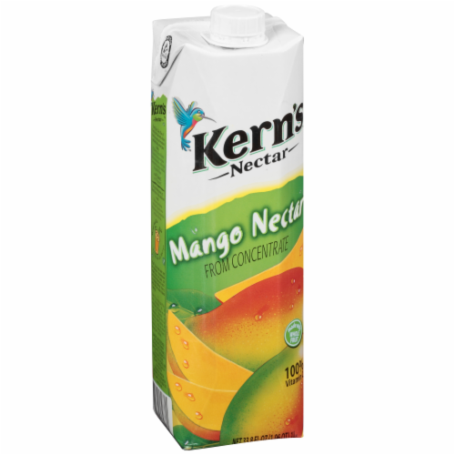 Kern's Mango Nectar Perspective: right