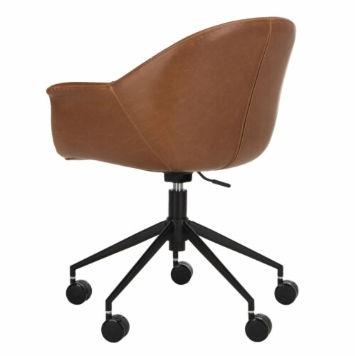 Ember Office Chair Cognac Perspective: right